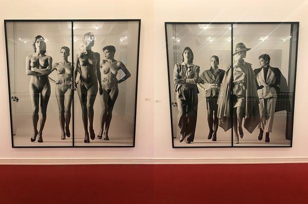 Fragment wystawy 'Body Performance' (fot. Archiwum prywatne)