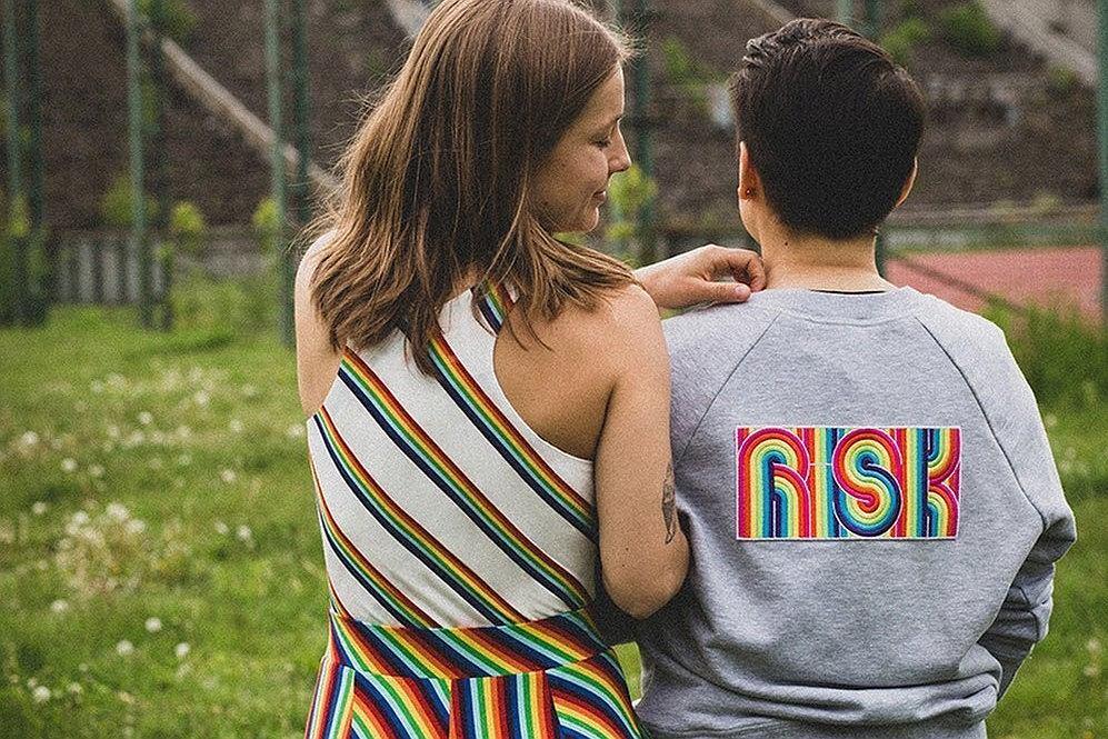Kampania Risk for Love polskiej marki Risk Made in Warsaw