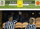 Henrik Ojamaa strzela w poprzeczkę, a Motherwell FC przegrywa