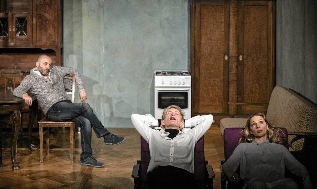 Płatonow, Narodowy Stary Teatr w Krakowie / MAGDA HUECKEL