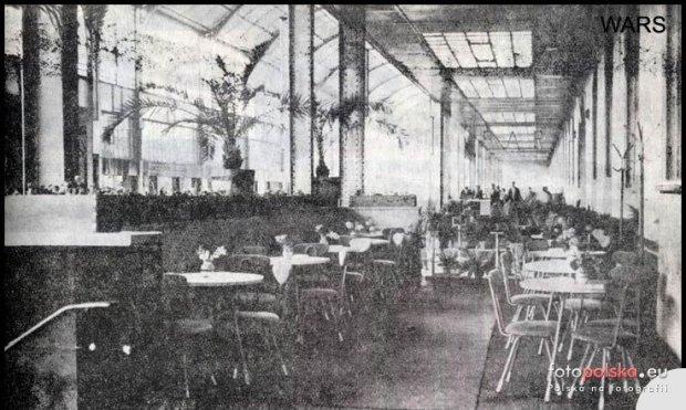 Zdjęcie numer 44 w galerii - Ogródki restauracyjne pierwsze tej wiosny i te przedwojenne [ARCHIWALNE ZDJĘCIA]