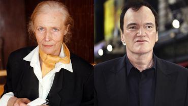 Agnieszka Osiecka i Quentin Tarantino