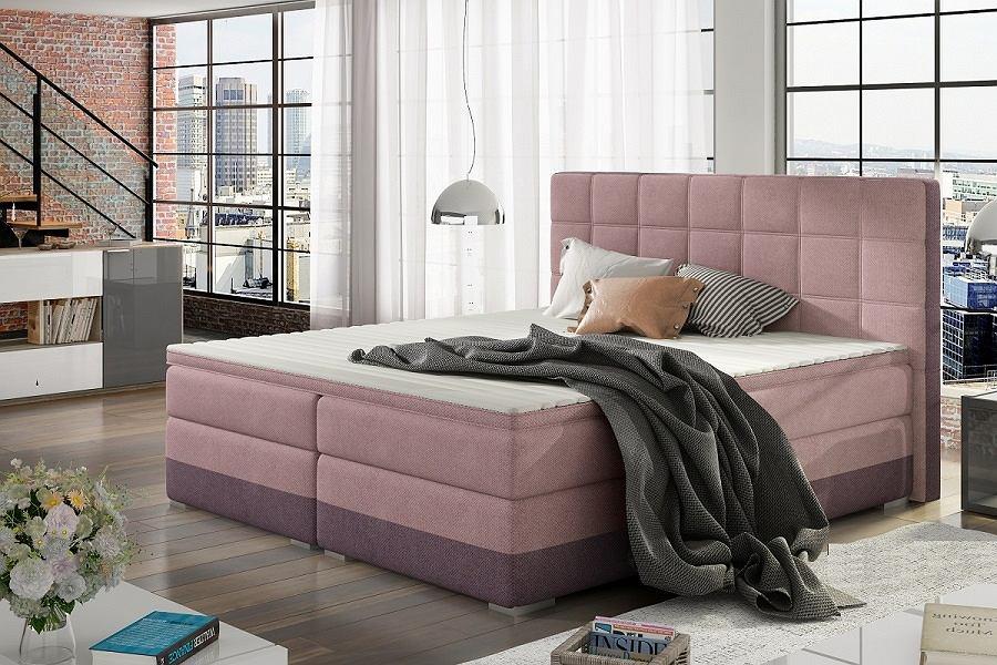 Łóżko kontynentalne - jest wygodne, eleganckie i zapewni zdrowy sen