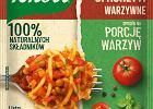 Fixy Sposób na porcję warzyw Knorr: Curry, gulasz i spaghetti z warzywnym twistem!