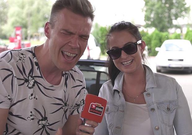 TytułGadający dystrybutor odc. 9, czyli Słuchaczka zaśpiewała hit 'Orła cień' na stacji benzynowej!