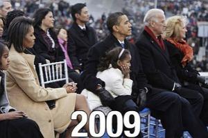Rodzina Obama.