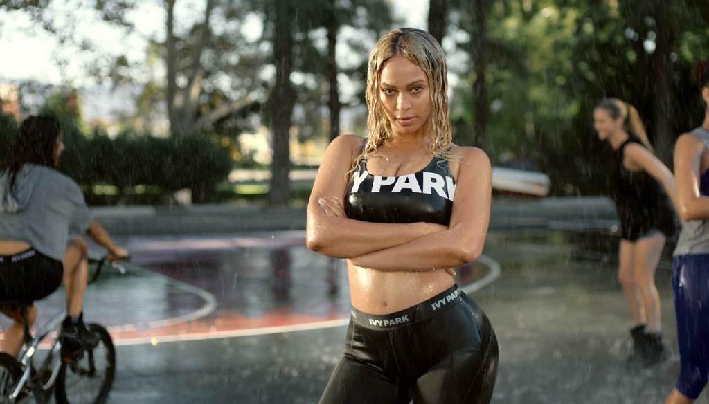 Beyonce Ivy Park, kolekcja ubrań sportowych