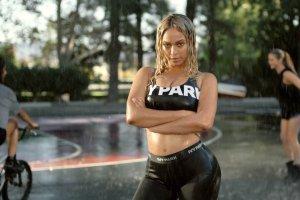 Beyonce Ivy Park. Sportowa kolekcja ubrań piosenkarki w sklepach już w kwietniu