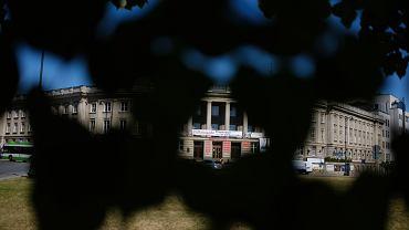 Plac NZS, Uniwersytet w Białymstoku