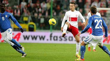 Mecz Polska - Włochy we Wrocławiu