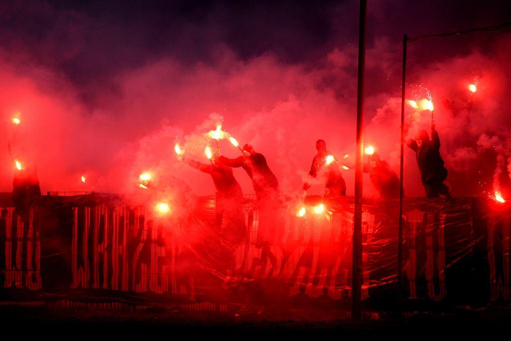 Pożegnanie stadionu i mecz Radomiak Radom - Stomil Olsztyn 1:2