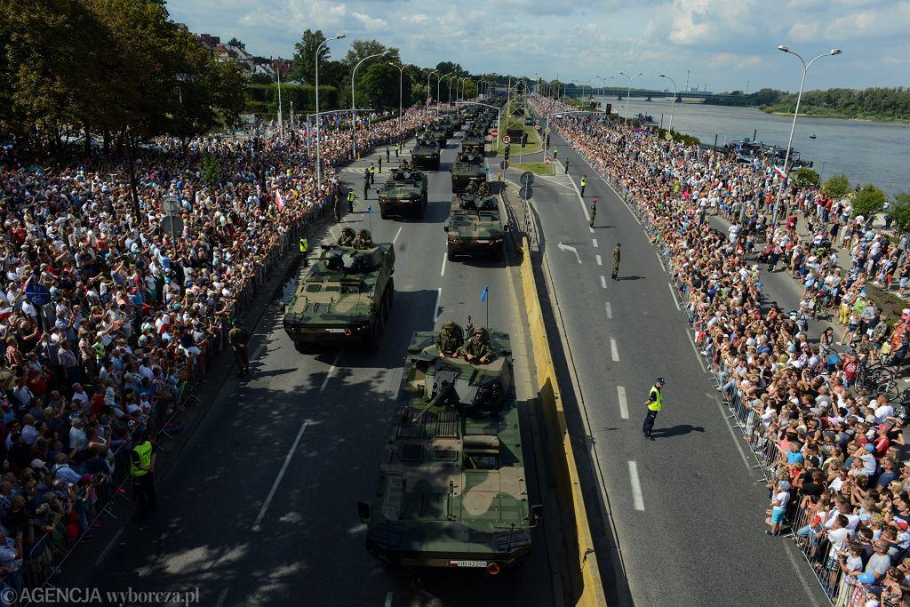 Wielka Defilada Niepodległości - 15 sierpnia 2018 r.