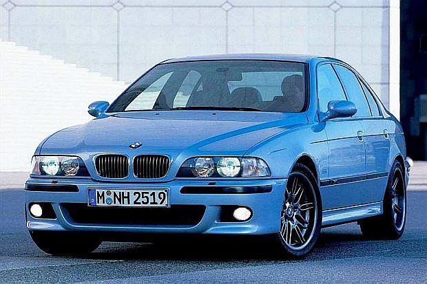 E39 to jeden z najbardziej popularnych modeli M5. Wyprodukowano 20,482 sztuk