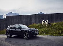 BMW X5 xDrive45e. Hybryda z sześciocylindrowym silnikiem