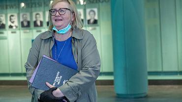 Pierwsza Prezes Sadu Najwyższego Małgorzata Manowska.