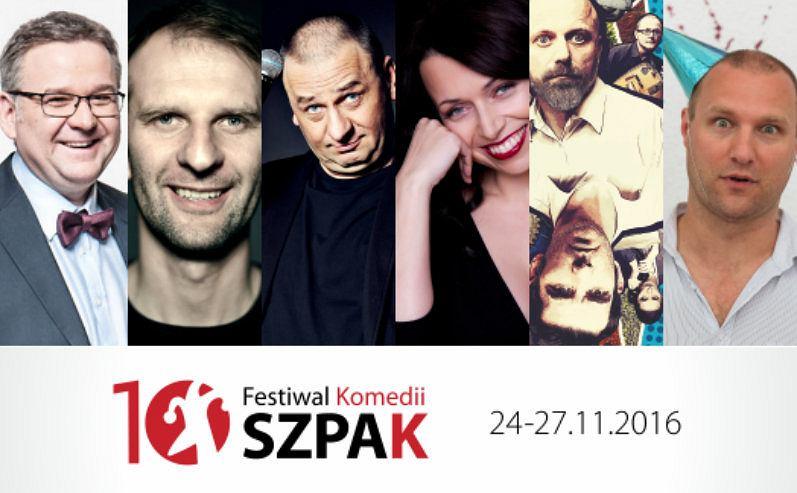 10. Festiwalu Komedii SZPAK