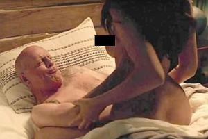 Jessica Gomes w swoim najnowszym filmie 'Once Upon A Time In Venice' poszła na całość. Aktorka zagrała kompletnie nago w ostrych scenach seksu razem z Brucem Willisem. Które inne gwiazdy są w stanie zrobić również tak wiele dla roli?