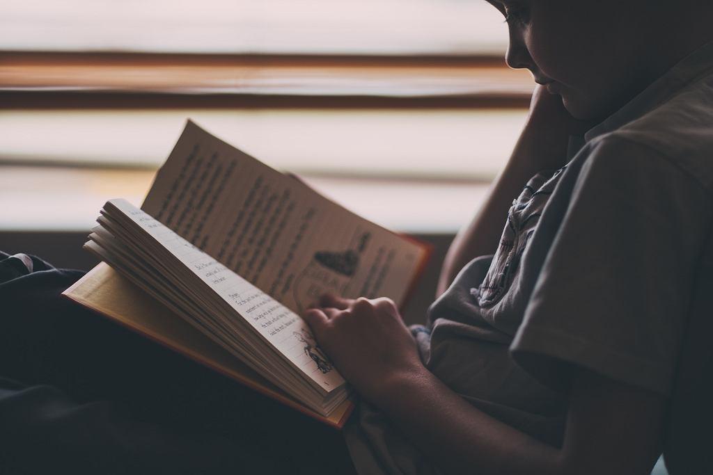 książki dla dzieci (zdjęcie ilustracyjne)