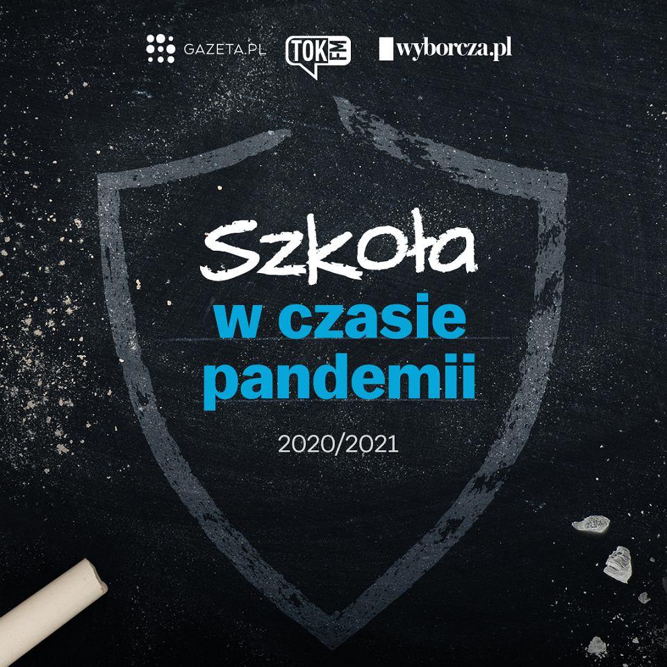 'Szkoła w czasie pandemii' - edukacyjne Wydanie Specjalne Wyborcza.pl, Radia TOK FM oraz Gazeta.pl już w poniedziałek 31 sierpnia.