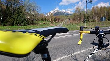 Kross Vento 3.0 w Tatrach