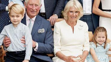 Zdjęcie rodziny królewskiej