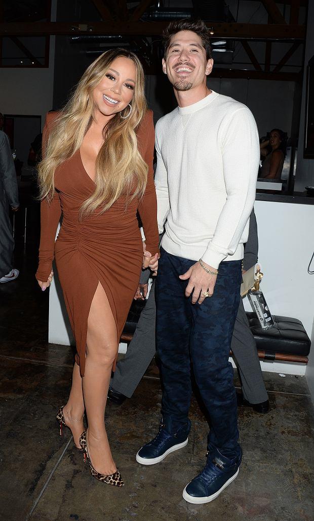Mariah Carey z partnerem