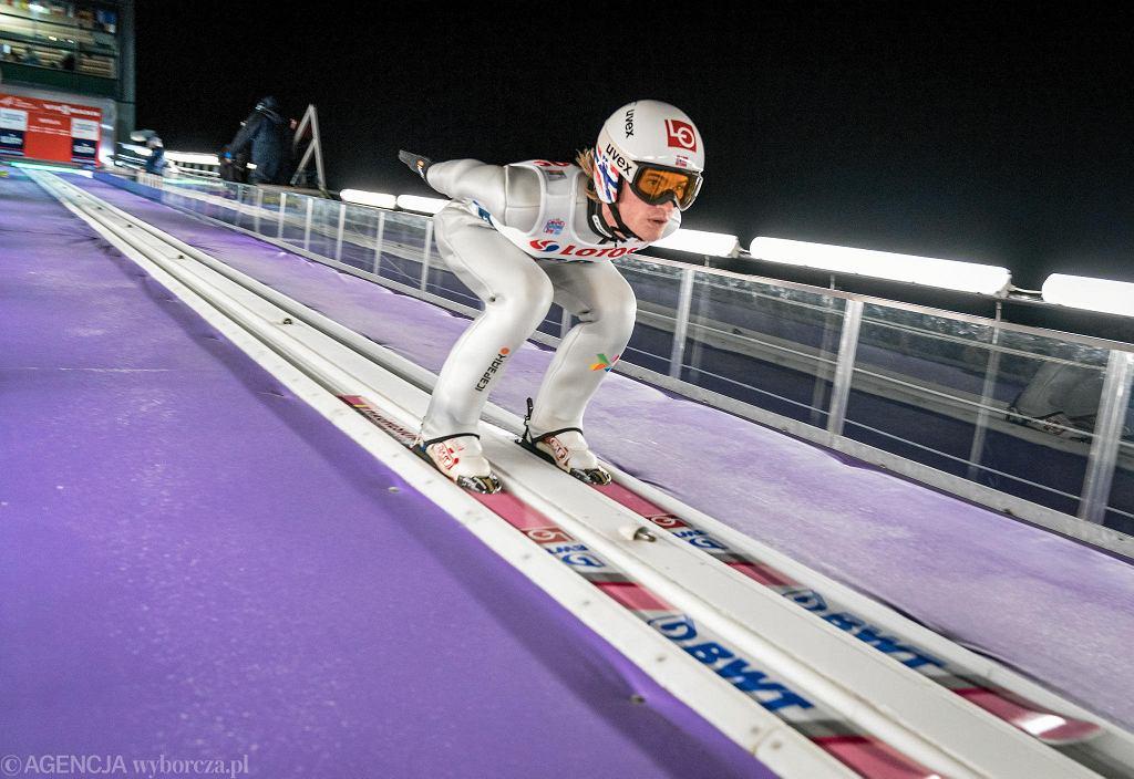 Zdjęcie numer 3 w galerii - Skoki narciarskie. Daniel-Andre Tande w kryzysie. Norweg nie przyjedzie do Zakopanego