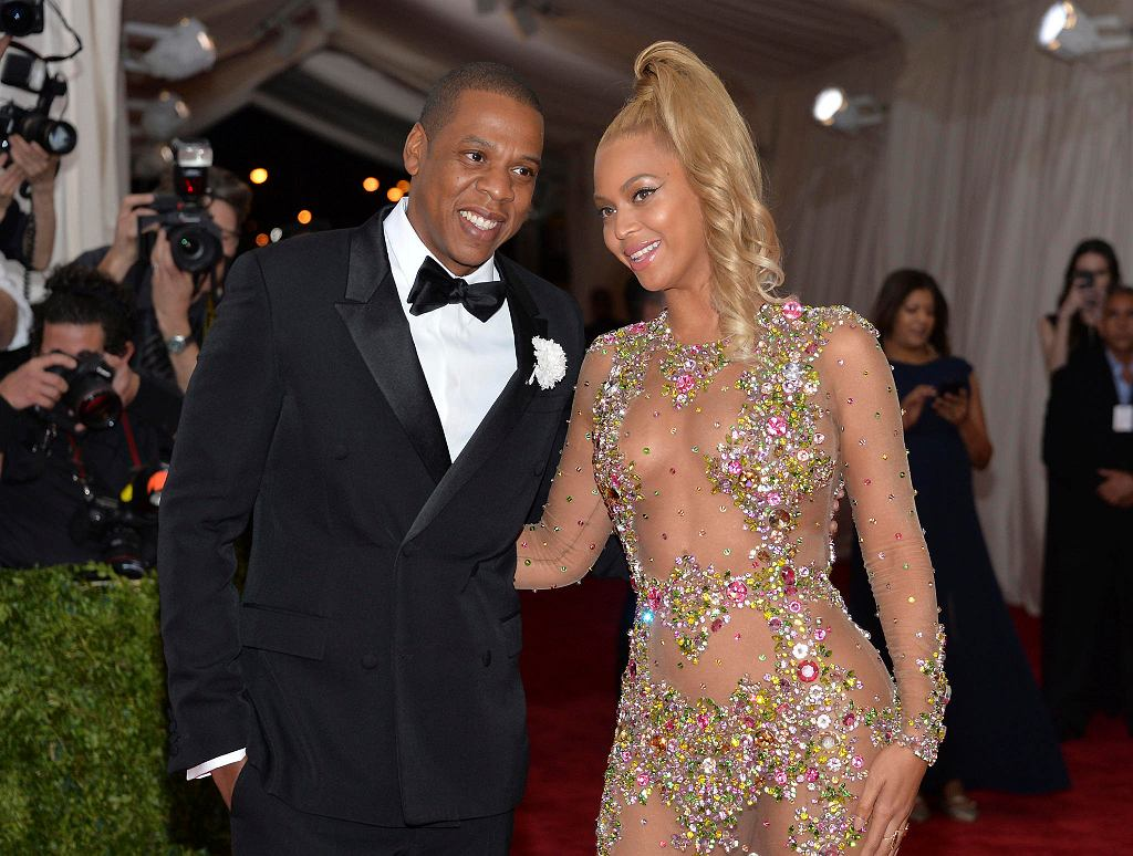 Jay Z i Beyonce, 2015