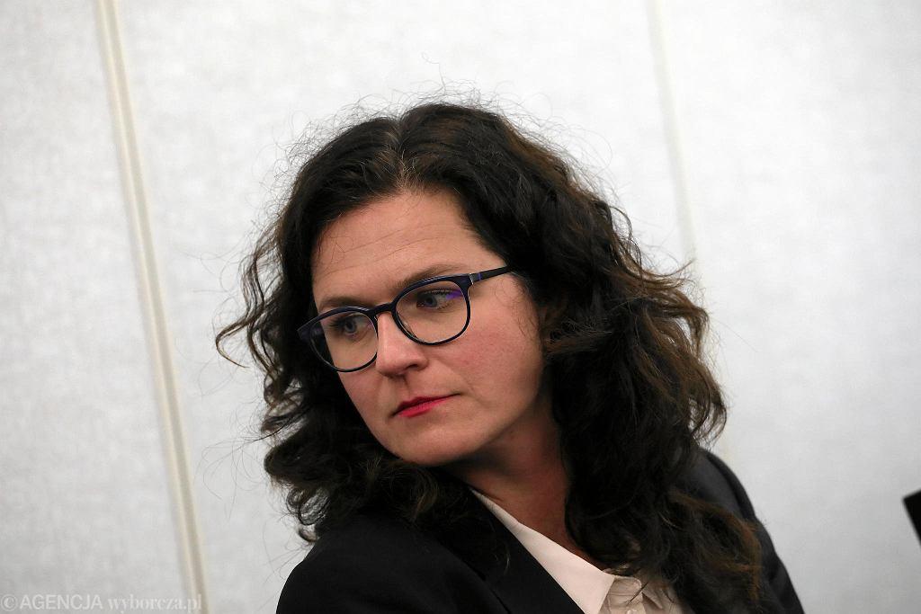 Posiedzenie Senackiej Komisji Kultury i Srodkow Przekazu w Warszawie w sprawie Muzeum Westerplatte