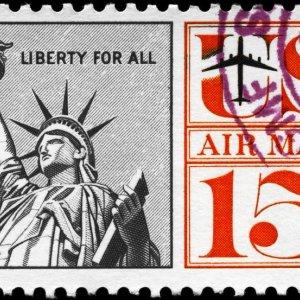 znaczek USA