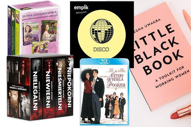 Prezent dla mamy na święta - książki, filmy, muzyka