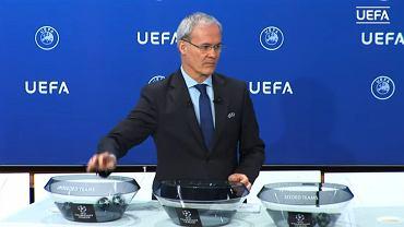 Losowanie w siedzibie UEFA