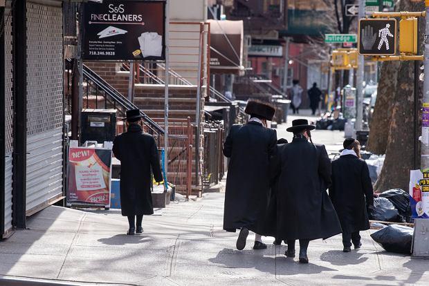 Żydzi w Nowym Jorku (fot. Shutterstock)