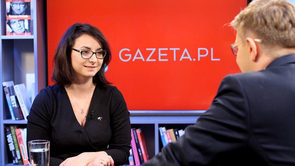 Gościem Porannej rozmowy Gazety.pl była Kamila Gasiuk-Pihowicz