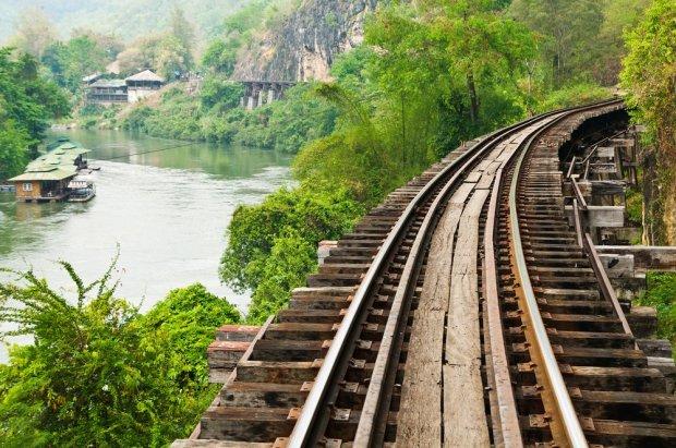 Tajska kolej/ Fot. Shutterstock