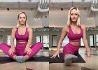 Katarzyna Dziurska doradza, jak wykonać stretching. Oto kilka pozycji, które pomogą wykonać szpagat