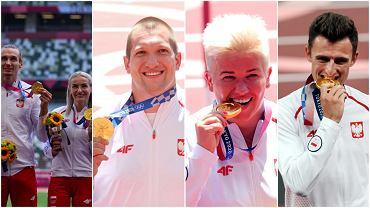Złoci polscy medaliści igrzysk w Tokio