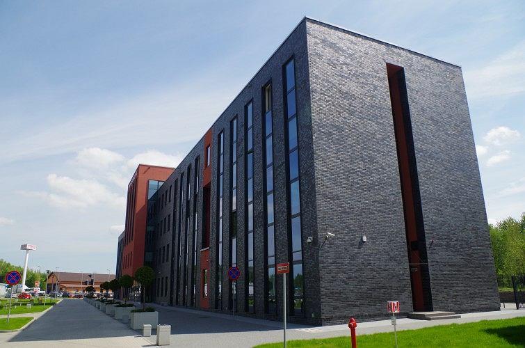 Budowa Sądu Rejonowego w Rudzie Śląskiej