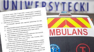 Jest projekt ustawy ws. mobilizacji pracowników ochrony zdrowia do pracy