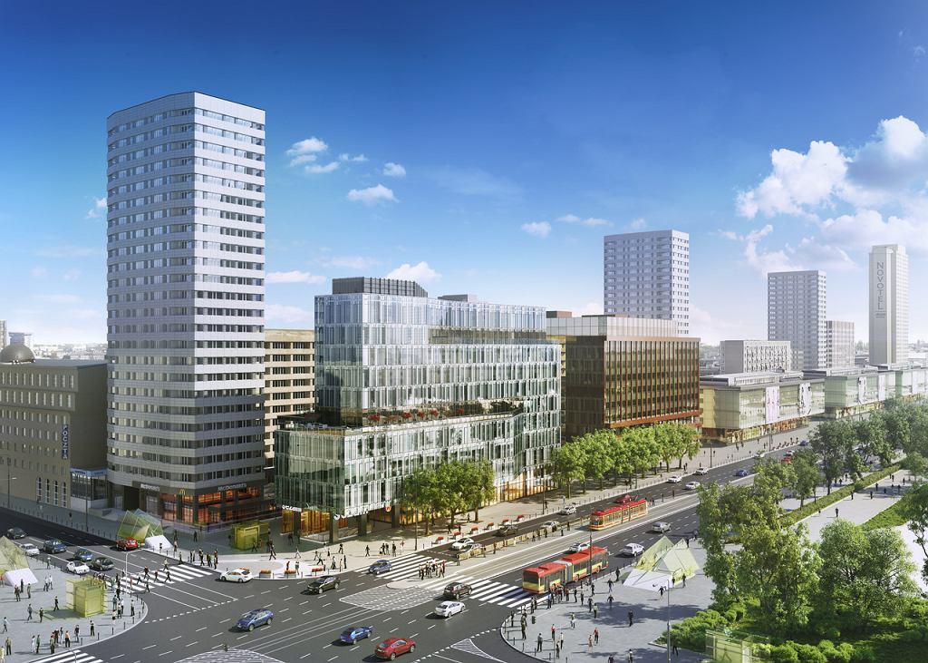 Inwestycja Centrum Marszałkowska