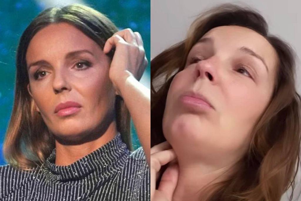 Agnieszka Włodarczyk nie mogła patrzeć na szczepienie syna