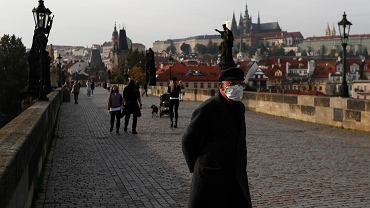 Czechy walczą z koroanwirusem.