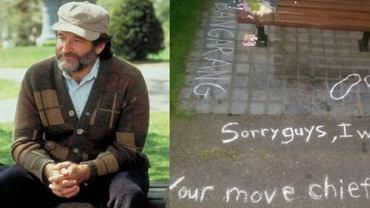 "Robin Williams, ""Buntownik z wyboru"""
