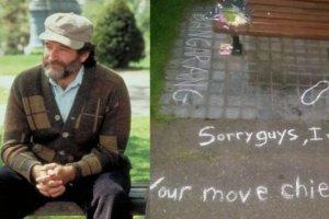 Robin Williams, Buntownik z wyboru