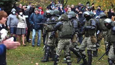 OBWE apeluje o unieważnienie wyborów na Białorusi. 'Istnieją dowody, że zostały sfałszowane'