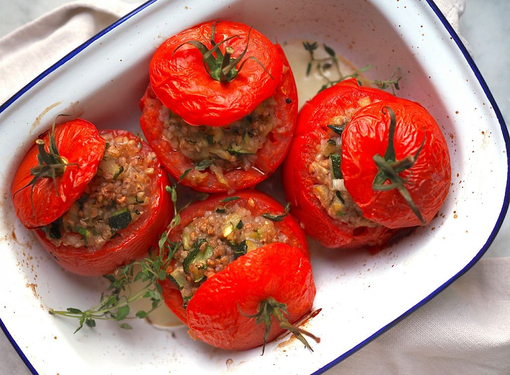 Faszerowane pomidory