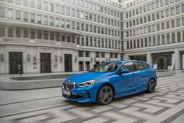 Nowe BMW serii 1 z napędem na przód