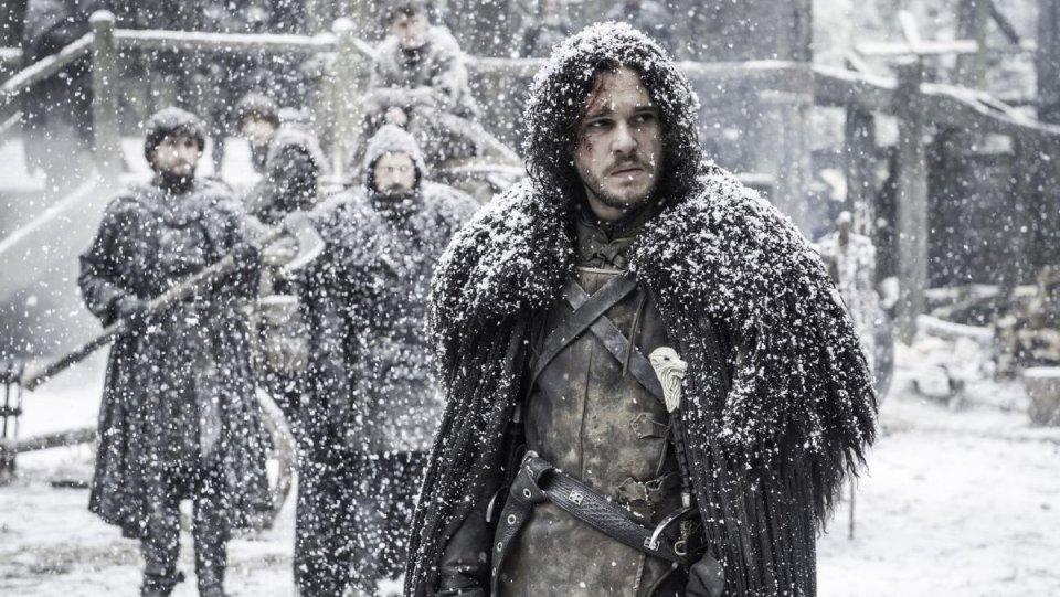 Zdjęcie numer 1 w galerii - Jon Snow zmienił się nie do poznania