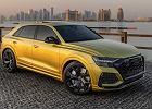 """Właściciel czekał rok na odbiór Audi RS Q8 """"Qatar Edition"""". Zamówił nietypowy lakier"""