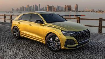 Audi RS Q8 '1 of 1 Qatar Edition'